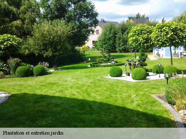 Travaux de jardin, plantation et entretien à Courtenay tel: 04.84 ...